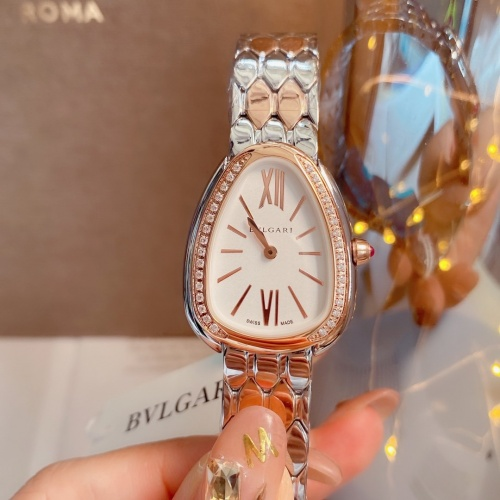Cheap Bvlgari AAA Quality Watches For Women #859781 Replica Wholesale [$118.00 USD] [W#859781] on Replica Bvlgari Quality Watches