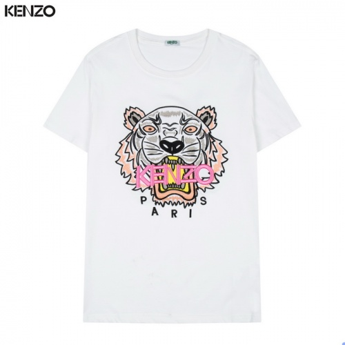 Cheap Kenzo T-Shirts Short Sleeved For Men #862150 Replica Wholesale [$29.00 USD] [W#862150] on Replica Kenzo T-Shirts