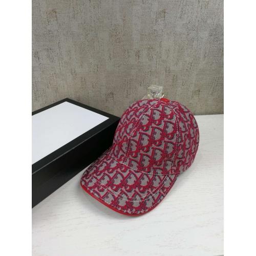 Cheap Christian Dior Caps #863393 Replica Wholesale [$29.00 USD] [W#863393] on Replica Christian Dior Caps