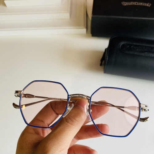 Chrome Hearts AAA Quality Sunglasses #864503