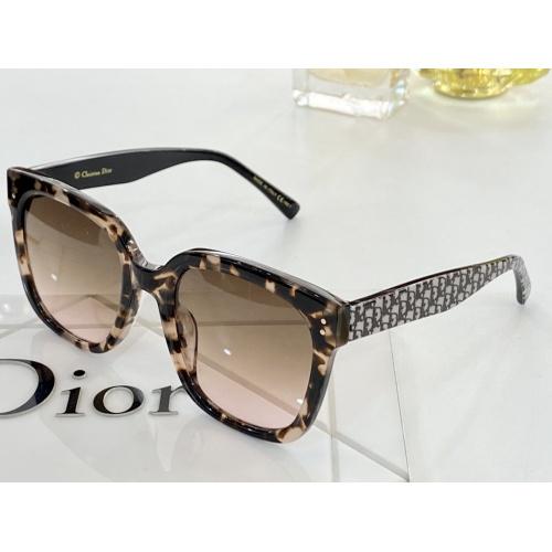 Christian Dior AAA Quality Sunglasses #866643