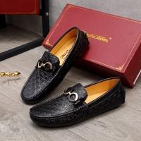 Ferragamo Leather Shoes For Men #856514
