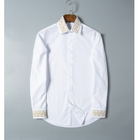 Versace Shirts Long Sleeved For Men #856699