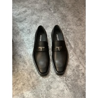 Prada Leather Shoes For Men #857561