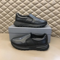 Prada Leather Shoes For Men #858163