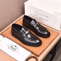 Prada Leather Shoes For Men #858408