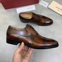 Ferragamo Leather Shoes For Men #859318