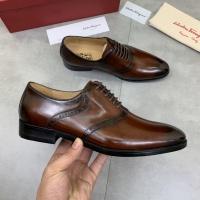Ferragamo Leather Shoes For Men #859322