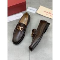 Ferragamo Leather Shoes For Men #859325