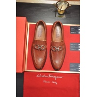 Ferragamo Leather Shoes For Men #859556