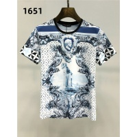 Dolce & Gabbana D&G T-Shirts Short Sleeved For Men #859830