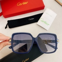 Cartier AAA Quality Sunglasses #860152