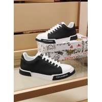Dolce & Gabbana D&G Casual Shoes For Men #860354