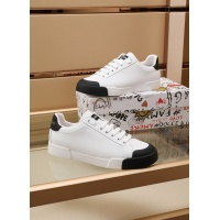 Dolce & Gabbana D&G Casual Shoes For Men #860355