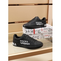 Dolce & Gabbana D&G Casual Shoes For Men #860356
