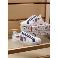 Dolce & Gabbana D&G Casual Shoes For Men #860358