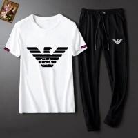 Armani Tracksuits Short Sleeved For Men #860598