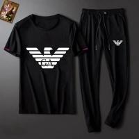 Armani Tracksuits Short Sleeved For Men #860599