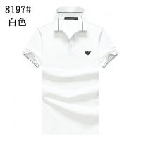 Armani T-Shirts Short Sleeved For Men #860698