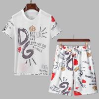 Dolce & Gabbana D&G Tracksuits Short Sleeved For Men #860798