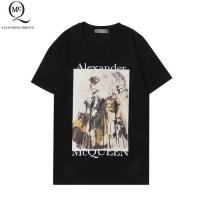 Alexander McQueen T-shirts Short Sleeved For Men #861396