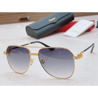 Cartier AAA Quality Sunglasses #861536