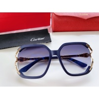 Cartier AAA Quality Sunglasses #861541