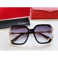 Cartier AAA Quality Sunglasses #861542