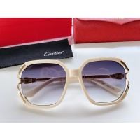 Cartier AAA Quality Sunglasses #861544