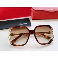 Cartier AAA Quality Sunglasses #861545