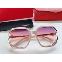Cartier AAA Quality Sunglasses #861547