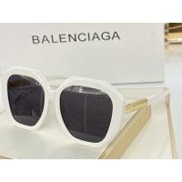 Balenciaga AAA Quality Sunglasses #862548
