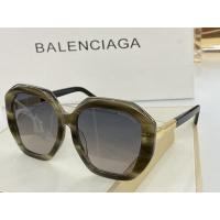 Balenciaga AAA Quality Sunglasses #862550