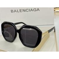 Balenciaga AAA Quality Sunglasses #862553