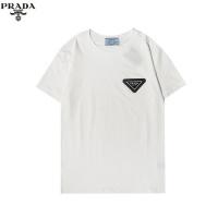 Prada T-Shirts Short Sleeved For Men #862602