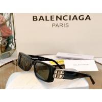 Balenciaga AAA Quality Sunglasses #863156