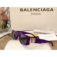 Balenciaga AAA Quality Sunglasses #863160