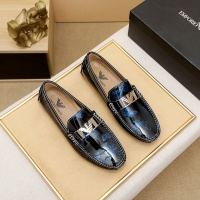 Armani Leather Shoes For Men #863546