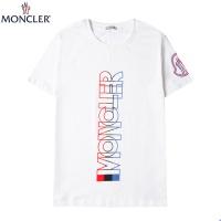 Moncler T-Shirts Short Sleeved For Men #863883