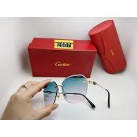 Cartier Fashion Sunglasses #864989