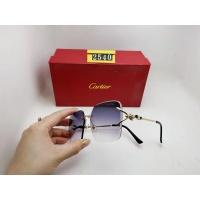 Cartier Fashion Sunglasses #864995