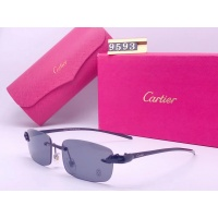 Cartier Fashion Sunglasses #865021