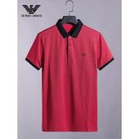 Armani T-Shirts Short Sleeved For Men #865274