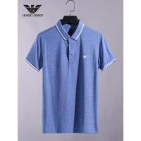 Armani T-Shirts Short Sleeved For Men #865281