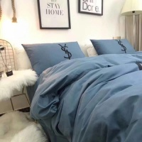 Cheap Yves Saint Laurent YSL Bedding #865763 Replica Wholesale [$102.00 USD] [W#865763] on Replica Yves Saint Laurent YSL Bedding
