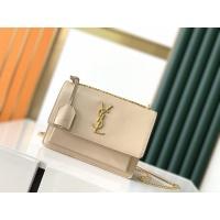 Yves Saint Laurent YSL AAA Messenger Bags For Women #866531