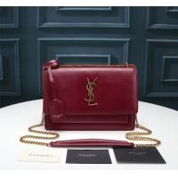 Yves Saint Laurent YSL AAA Messenger Bags For Women #866591