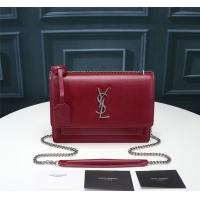 Yves Saint Laurent YSL AAA Messenger Bags For Women #866593