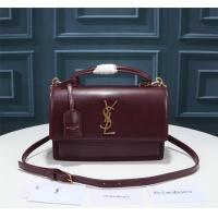 Yves Saint Laurent YSL AAA Messenger Bags For Women #866599