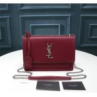 Yves Saint Laurent YSL AAA Messenger Bags For Women #866653